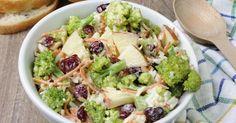 Un coup de coeur pour cette salade printanière, fraîche et savoureuse.