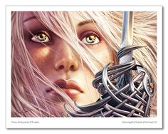 Thalia, Guardian of Thraben - MTG Print (Steve Argyle)