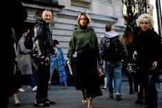 #StreetStyle: PFW Otoño-Invierno 2017 - Street Style Paris Fashion Week Otono Invierno 2017   Galería de fotos 113 de 347   Vogue México