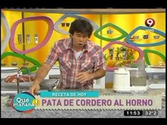 Pata de cordero al horno - YouTube
