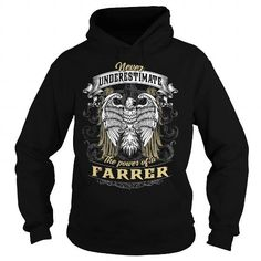 I Love FARRER FARRERBIRTHDAY FARRERYEAR FARRERHOODIE FARRERNAME FARRERHOODIES  TSHIRT FOR YOU T shirts