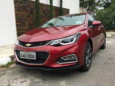 Chevrolet Cruze hatch (Foto: André Paixão/G1)
