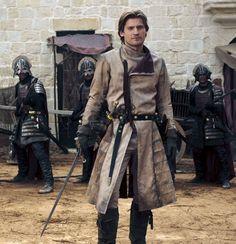 Game Of Thrones - TV Série - books (livros) - A Song of Ice and Fire (As Crônicas de Gelo e Fogo) - Jaime Lannister (Nikolaj Coster-Waldau) - House Lannister - family (família)