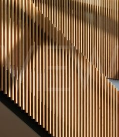 ERICSSON ANSTY PARK OFFICE BUILDINGS COVENTRY ALLIES AND MORRISON TIMBER STAIRCASE INTERIOR DETAIL