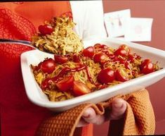 Peppi-Pitkätossun spagettivuoka My Cookbook, Bruschetta, Chicken Wings, Risotto, Macaroni And Cheese, Chili, Food And Drink, Soup, Cooking Recipes