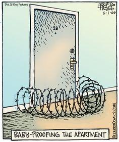 Bizarro Comics by Dan Piraro
