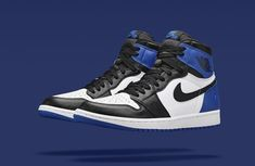 NikeLab Is Releasing the fragment x Air Jordan 1