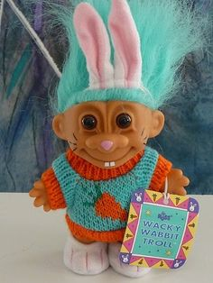 Happy Troll Bunny Day :)