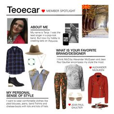 """Member Spotlight: Teoecar"" by polyvore ❤ liked on Polyvore featuring Samsung, Vision, McQ by Alexander McQueen, Jean-Paul Gaultier, rag & bone, Jeffrey Campbell, Equipment and MemberSpotlight"