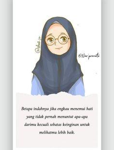 Islamic Inspirational Quotes, Islamic Quotes, Islamic Cartoon, Islam Muslim, Self Reminder, Muslim Quotes, Islamic Art, Hijab Drawing, Aurora Sleeping Beauty