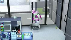 The Sims 3: Into The Future Gameplay - The Plumbots!