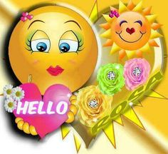 Pinned by sherry decker Emoji Happy Face, Funny Emoji Faces, Smiley Happy, Smiley Faces, Smileys, Funny Minion Pictures, Glitter Gif, Happy Hippie, Romantic Pictures