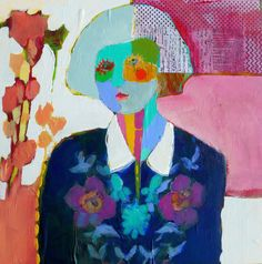 Girl in a Sweater...judy thorley