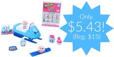 Shopkins Fashion Pack Frosty Fashion Collection Only $5.43 (Reg. $15)!