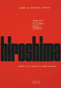 Hiroshima / 88 x 60 cm