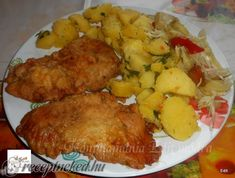 Érdekel a receptje? Kattints a képre! Tandoori Chicken, Comb, Ethnic Recipes, Red Peppers