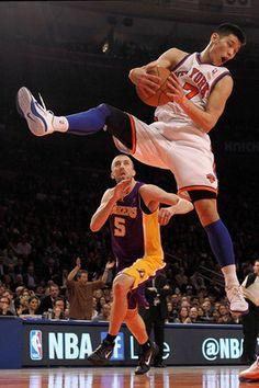 Jeremy Lin Dunk | Jeremy Lin Dunk Knicks sensation jeremy lin