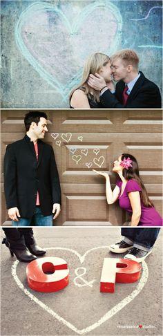 I {heart} these Engagement Session Ideas | bellethemagazine.com
