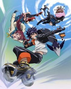 Air gear  #Anime