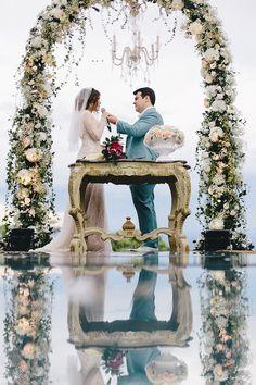 Casamento na Chapada dos Guimarães   Bianca + Fabio   Vestida de Noiva   Blog de Casamento por Fernanda Floret