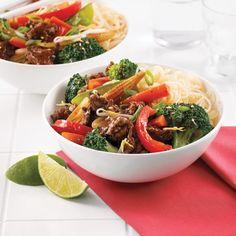 Chop suey au boeuf haché Beef Chop Suey, Frugal Meals, Easy Meals, Confort Food, Clean Eating, Healthy Eating, Cooking Recipes, Healthy Recipes, My Best Recipe