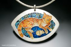 Sandra McEwen Enamel Jewelry                                                                                                                                                      More