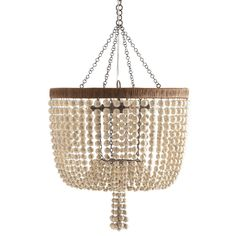 Arteriors Viola Iron/Ivory Beaded Chandelier on sale. The Viola Chandelier from Arteriors features antique brass wiring wrapped along its diameter. Coastal Chandelier, Beaded Chandelier, Modern Chandelier, Chandelier Lighting, Coastal Lighting, Entry Lighting, White Chandelier, Country Chandelier, Ring Chandelier