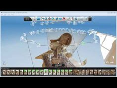 Autodesk 123D Catch | Generate 3d model from photos