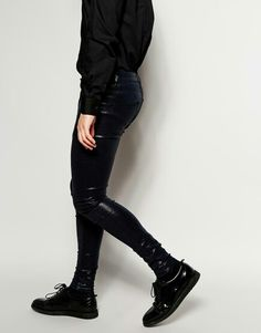 Asos extreme super skinny jeans