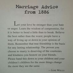 Marriage Advice Quotes, Marriage Relationship, Life Advice, Love And Marriage, Relationships, Poems About Marriage, Wedding Advice Quotes, Strong Marriage Quotes, Beautiful Marriage Quotes