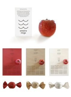 Ameiro ringo  Apple package PD