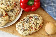 Fodmap, Healthy Food, Healthy Recipes, Bagel, Bread, Health Foods, Health Recipes, Healthy Nutrition, Healthy Foods