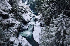 """hannahaspen: """" Twin Falls, WA © Hannah Aspnes """""""