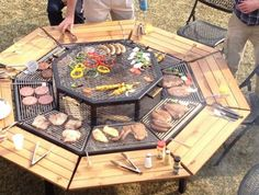 Family Grill in THE TABLE!