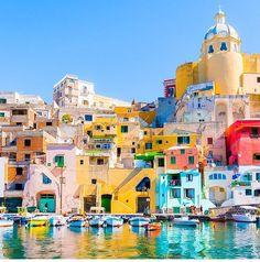 Procida - Napoli (Italy)