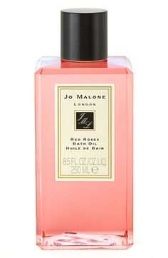Jo Malone™ Red Roses Bath Oil available at #Nordstrom