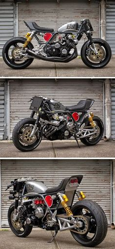 Honda CBX1000 Cafe Racer – Badseeds Motorcycle Club…