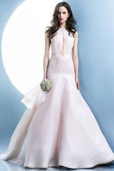 Vestidos de Novias Colección Primavera 2016 Angel Sanchez
