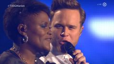 Video - Starduett: Marion Campbell und Olly Murs - Wrapped Up - The Voice of Germany