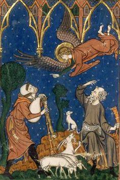 Medieval Manuscript, Medieval Art, Illuminated Manuscript, Early Christian, Christian Art, Illustrations, Illustration Art, Plantagenet, Religious Books