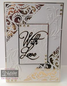 Create a Card decorative collection - Crafter's Companion Portfolio