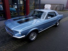 Ford Mustang Coupe - 1968 Ford Mustang Coupe, Old Cars, Cars Motorcycles, Ranch, Classic Cars, Bmw, Vehicles, Sports, Guest Ranch