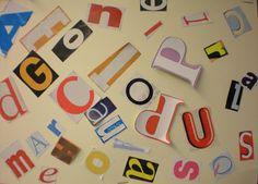 Un polsim de sal: Juguem amb les lletres