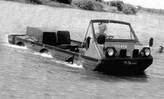 ЛуАЗ-1901 «Геолог» – волинський плаваючий позашляховик