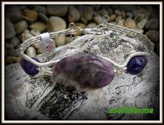 Amethist bracelet
