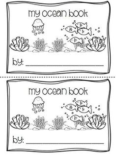 All About the Ocean from A Day In First Grade on TeachersNotebook.com (76 pages)