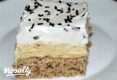 Krispie Treats, Rice Krispies, Winter Food, Cake Cookies, Vanilla Cake, Sweets, Recipes, Gummi Candy, Candy