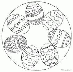 us wp-content uploads 2015 03 easter-egg-mandala-coloring. Easter Coloring Pages, Mandala Coloring Pages, Colouring Pages, Printable Coloring Pages, Coloring Books, Easter Art, Easter Crafts, Cool Paper Crafts, Easter Egg Designs