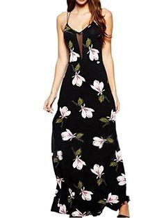 Choies Women's Chiffon Floral Leaves Print Mesh Insert Strappy Back Split Maxi Dress S Choies http://www.amazon.com/dp/B012W0JEQG/ref=cm_sw_r_pi_dp_IG7Hwb1KSY818