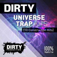 Dirty Universe Trap Kits WAV MiDi-AUDIOSTRiKE, WAV, Universe, Trap, Soul, RNB, R&B, MIDI, Kits, Funk, Dirty, AUDIOSTRiKE, Magesy.be